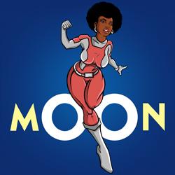 illustratie moon vector