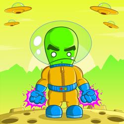 illustratie spaceman vector