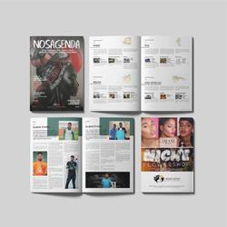 Nos Agenda Magazine